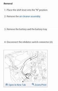 Code P0705  Transmission Range Sensor Circuit Malfunction