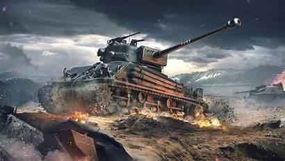Tanks Fury Wallpapers Tank Wot Tiger Blitz