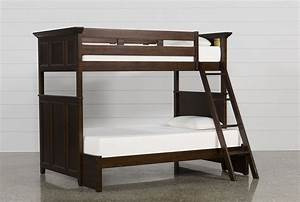 Dalton Twin/Full Bunk Bed - Living Spaces