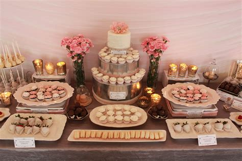 kitchen island lighting wedding dessert table on wedding dessert