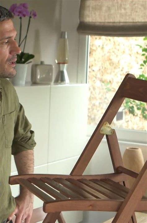 comment rehausser une chaise comment réparer une chaise cassée youjustdo