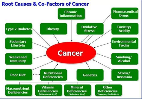 what are the causes of cancer