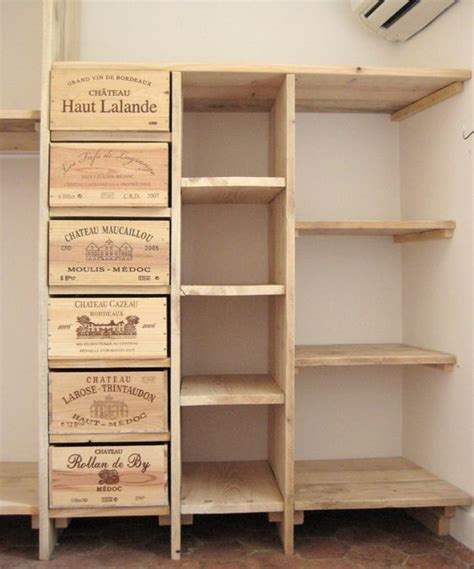 17 meilleures id 233 es 224 propos de meubles de caisse en bois