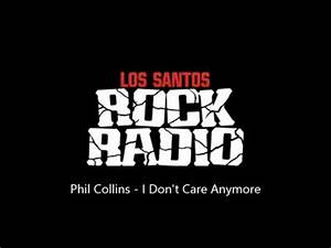 Phil Collins - I Don't Care Anymore - YouTube