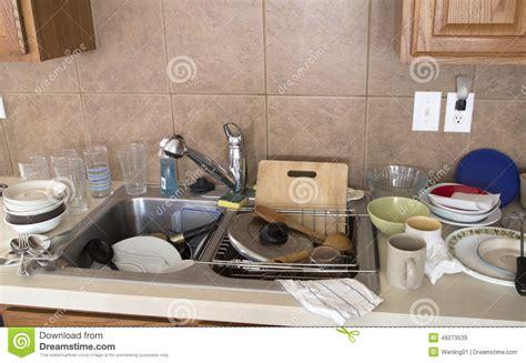 cuisine sale fond sale de cuisine image stock image du dishware