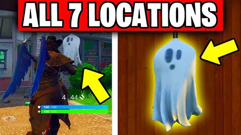 destroy  ghost decoration   named locations