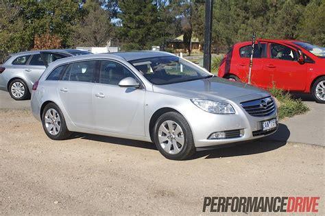 Opel Insignia Review by 2012 Opel Insignia Review Australian Launch