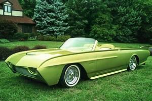 1963 Ford Thunderbird Convertible Custom