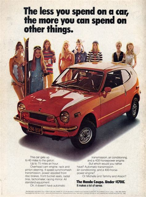 taming  fairer sex classic car ads  submissive