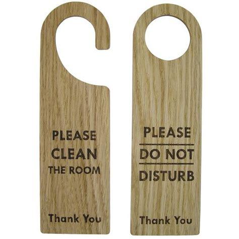door hanger signs 42 best images about hotel door signs on