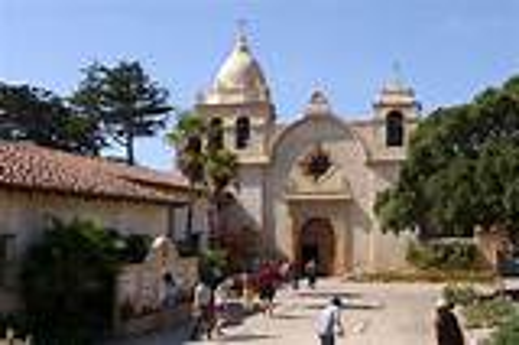 LandmarkHunter.com | Carmel Mission