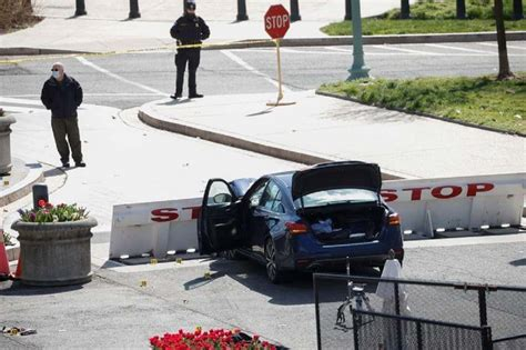 One officer and suspect dead in US Capitol attack - police ...