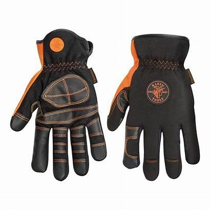 Gloves Background Transparent Klein Tools Electricians