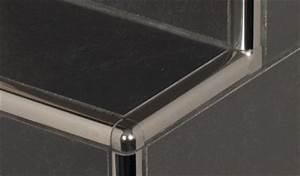 Winkelprofil Edelstahl Gebürstet : fliesen rondo profil ecken edelstahl online kaufen ~ Orissabook.com Haus und Dekorationen