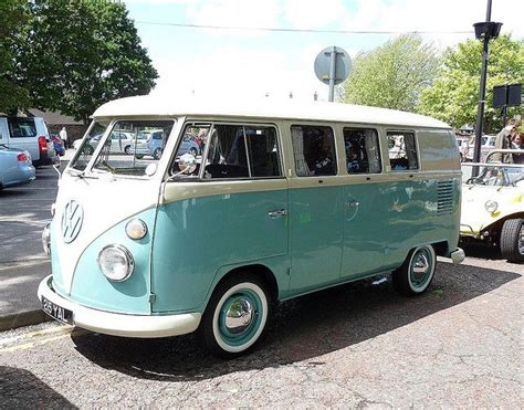 19 Best Images About Vw Classic Bus On Pinterest
