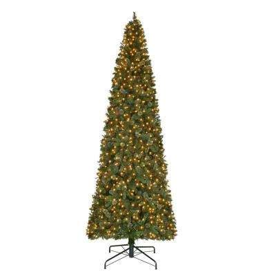 holiday living 12 ft christmas tree martha stewart living artificial trees trees the home depot