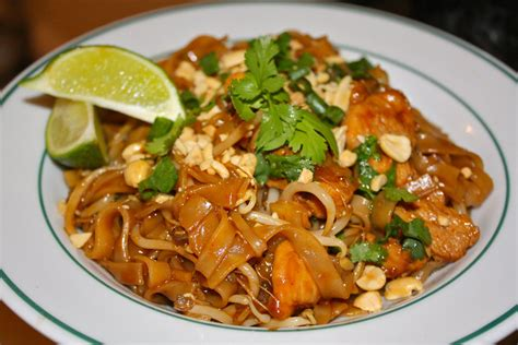 chicken pad thai recipe chicken pad thai the blog at goeatsomething