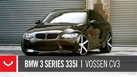 bmw  series    vossen vvs cv concave wheels