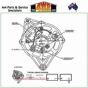 24v Alternator Wiring Diagram  U2013 Volovets Info