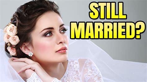married still am