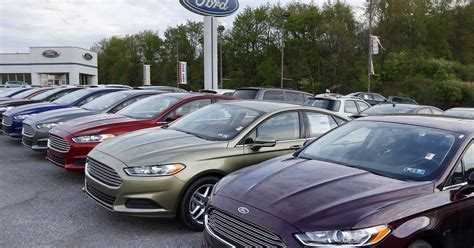 Automakers Stuck With Too Many Cars, Not Enough Trucks