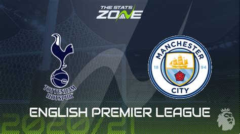 2020-21 Premier League – Tottenham vs Man City Extended ...