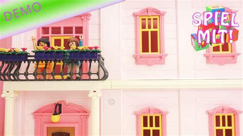 Kinderzimmer Mädchen Romantisch by Playmobil Puppenhaus Einrichten Buntes Kinderzimmer Und