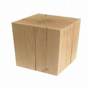 Cube En Bois Bébé : cube de bois brut acheter au meilleur prix ~ Dallasstarsshop.com Idées de Décoration