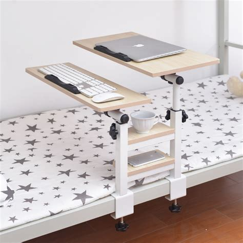 table l for bedroom online table artifact student dormitory bed with a small desk