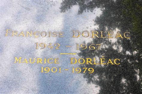francoise dorleac cause of death fran 231 oise dorl 233 ac 1942 1967 find a grave memorial