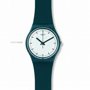 Unisex Swatch Petroleuse Watch (GG222) - WATCH SHOP.com™