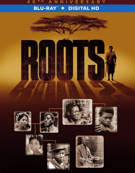 Roots: The Complete Original Series Hits Blu-ray, Digital HD