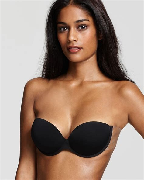 fashion forms  bare push  backlessstrapless bra