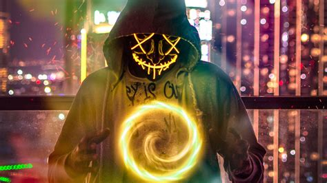 Hoodie Mask Man Wallpapers | HD Wallpapers | ID #28104