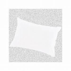 Taie D Oreiller 50x70 : taie d 39 oreiller 50x70 cm prot ge oreiller rectangle blanc kolorados ~ Teatrodelosmanantiales.com Idées de Décoration