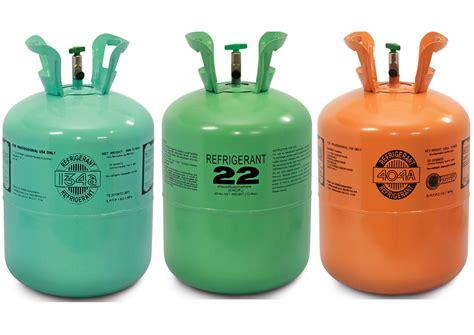 refrigerant gasses  climate change harriman