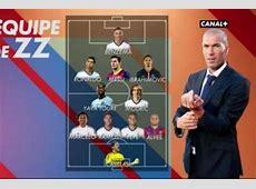 Zinedine Zidane Picks Dream Team of Players He'd Like to