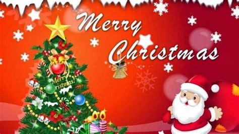 ide gambar hiasan  kartu ucapan selamat natal