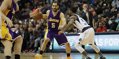 Jose Calderon To Be Bought Out By Lakers, Likely To Sign ...
