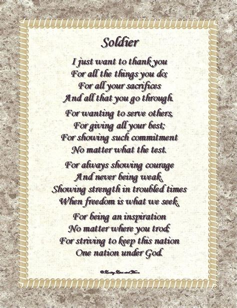 birthday quotes   soldier quotesgram