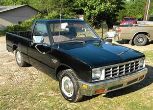 1981 Isuzu Pickup Truck Pup 2 2 Diesel 5 Speed Manual