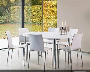 tables et chaises de cuisine meubles meyer With table cuisine contemporaine design