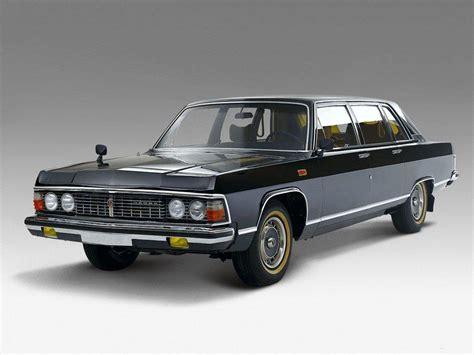Легковой представительский автомобиль ГАЗ 14 Чайка