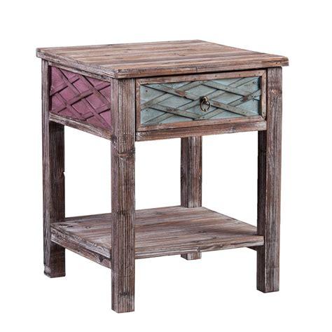 multi coloured table l southern enterprises erie multi colored storage end table