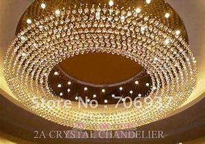 Clients recommending crystal ceiling chandelier lights