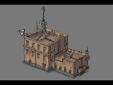 Building Template Blender by How To Make A Building In Blender Doovi