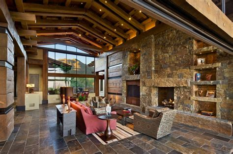 lively tuscan interior design  idea serving