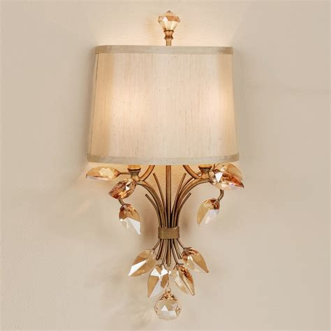 10 outstanding crystal wall sconces ideas crystal vanity