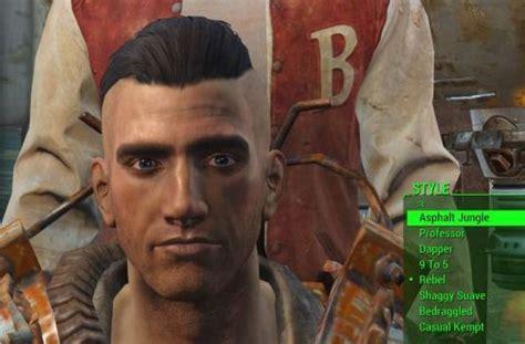 fallout  guide  secret haircuts