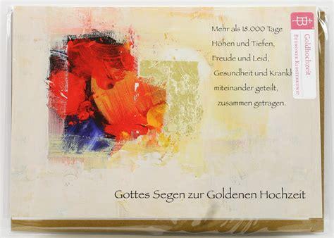 goldhochzeitskarte miteinander geteilt zusammen getragen